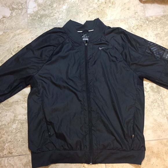 cb99ce85f36c Nike Running Athletic Bomber Jacket. M 5a52c50ffcdc3163ed007d70